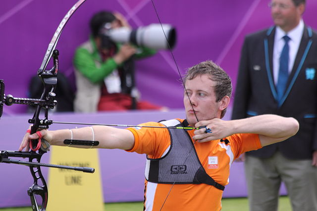 Find Your Anchor Point In Archery