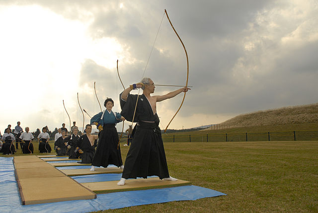 traditional archery bows