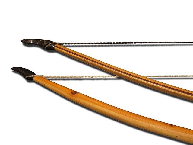 longbow string