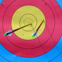 improve the accuracy in archery