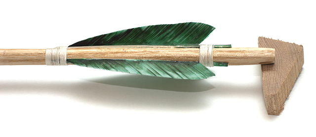 green fletching