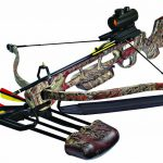 Arrow Precision Inferno Fury Crossbow Kit – 175 Pounds