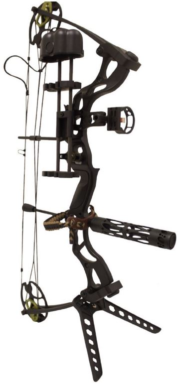 sas rage compound bow 2