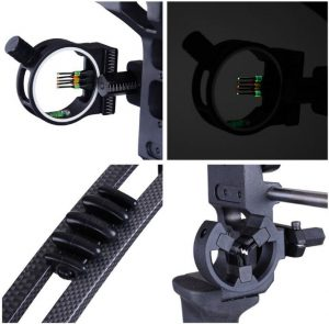 AWI Pro Compound Bow Attachments 1