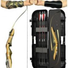 spyder takedown recurve bow set