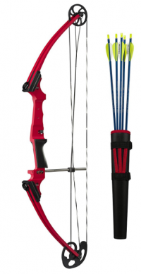 Genesis kit a bow for the whole family my archery corner genesis kit red solutioingenieria Image collections