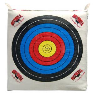 Morrell Supreme Range Field Point Archery Bag Target Front