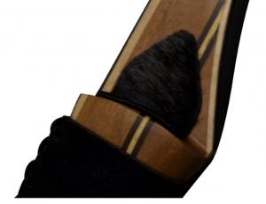 SAS Pioneer Traditional Wood Longbow Arrow Shelf