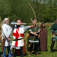 Group Of Archers