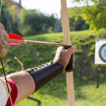 Getting started with archery