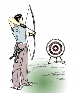 Competitive Archery Equipment