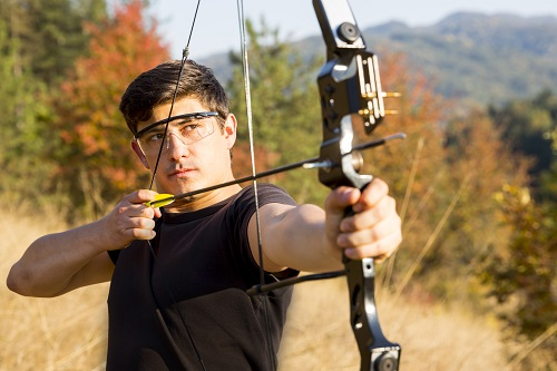 bow types compound bow