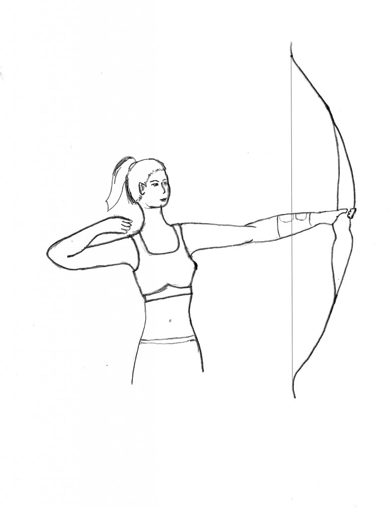 How To Release Your Arrow