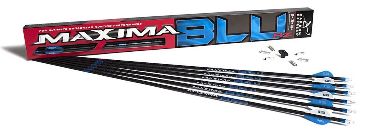 Carbon Express Maxima Blue