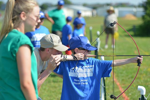 bear archery scout youth archery