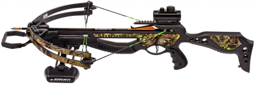 barnett jackal crossbow side