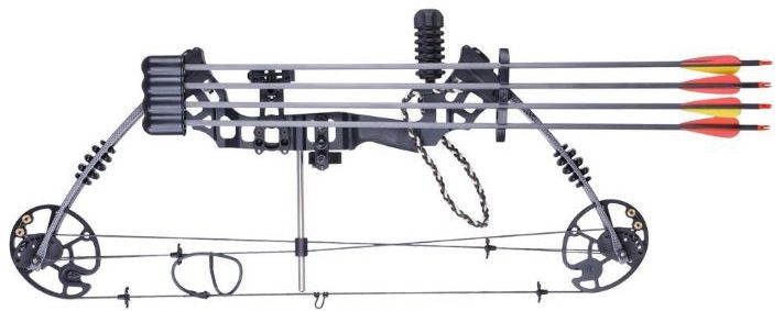 AWI Pro Compound Bow Kit Archery Set Camo