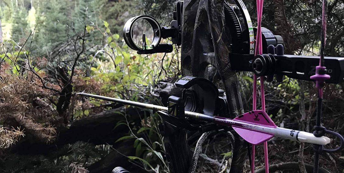 Single Pin Bow Sights